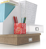 Organize and Simplify Papers, Bills and Junk Mail!