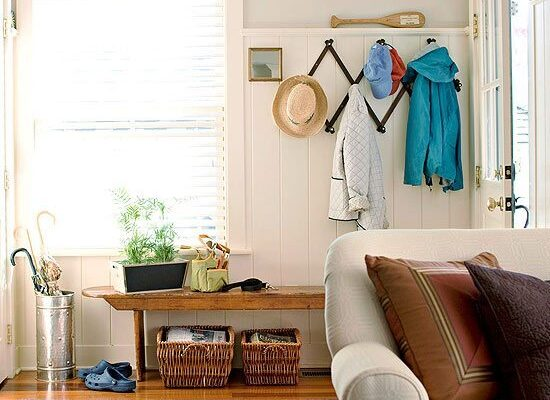 Everything you need to organize entrance of the house