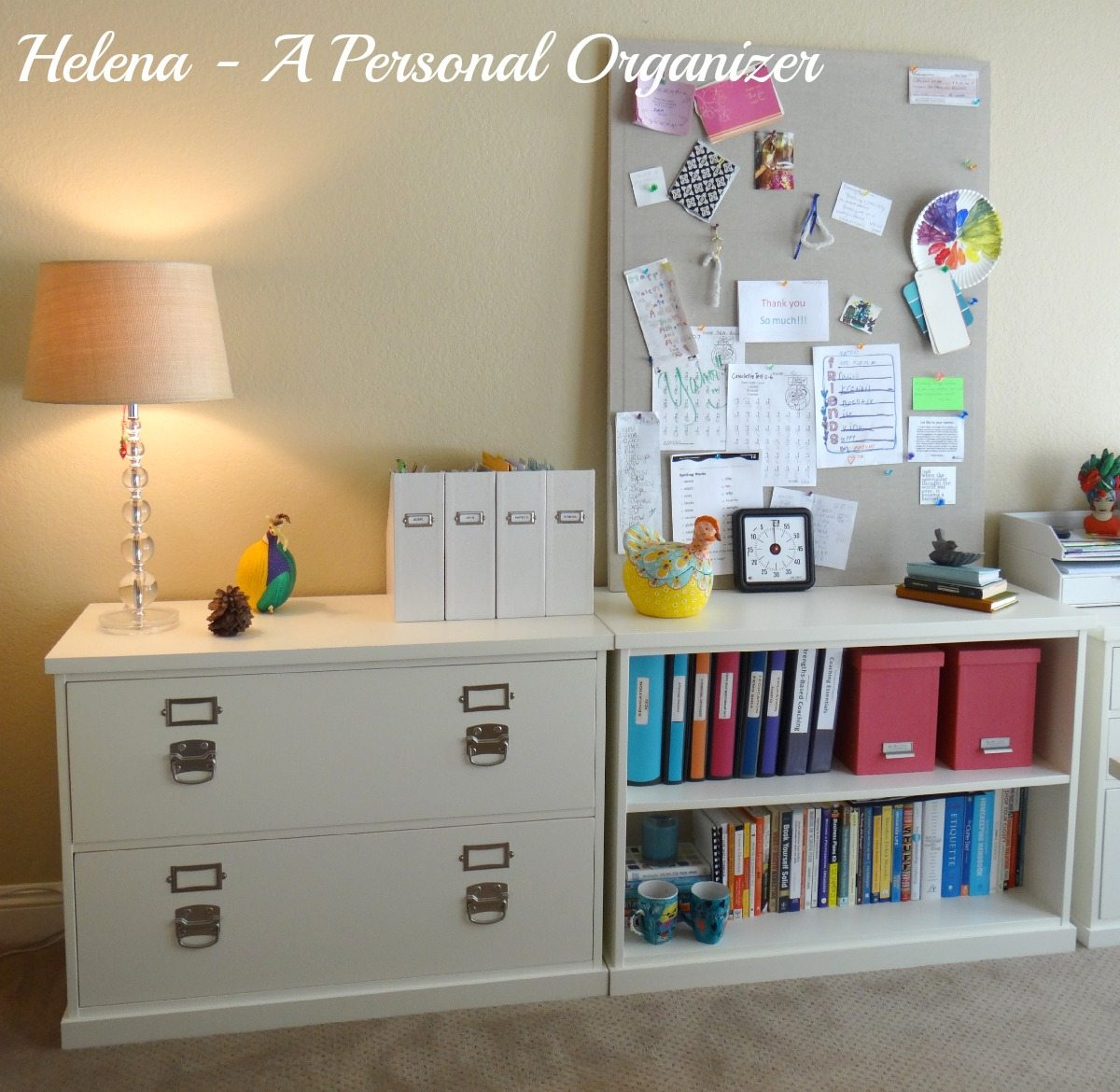 Brilliant DIY Home Office Organization Ideas 1200 x 1170 · 356 kB · jpeg