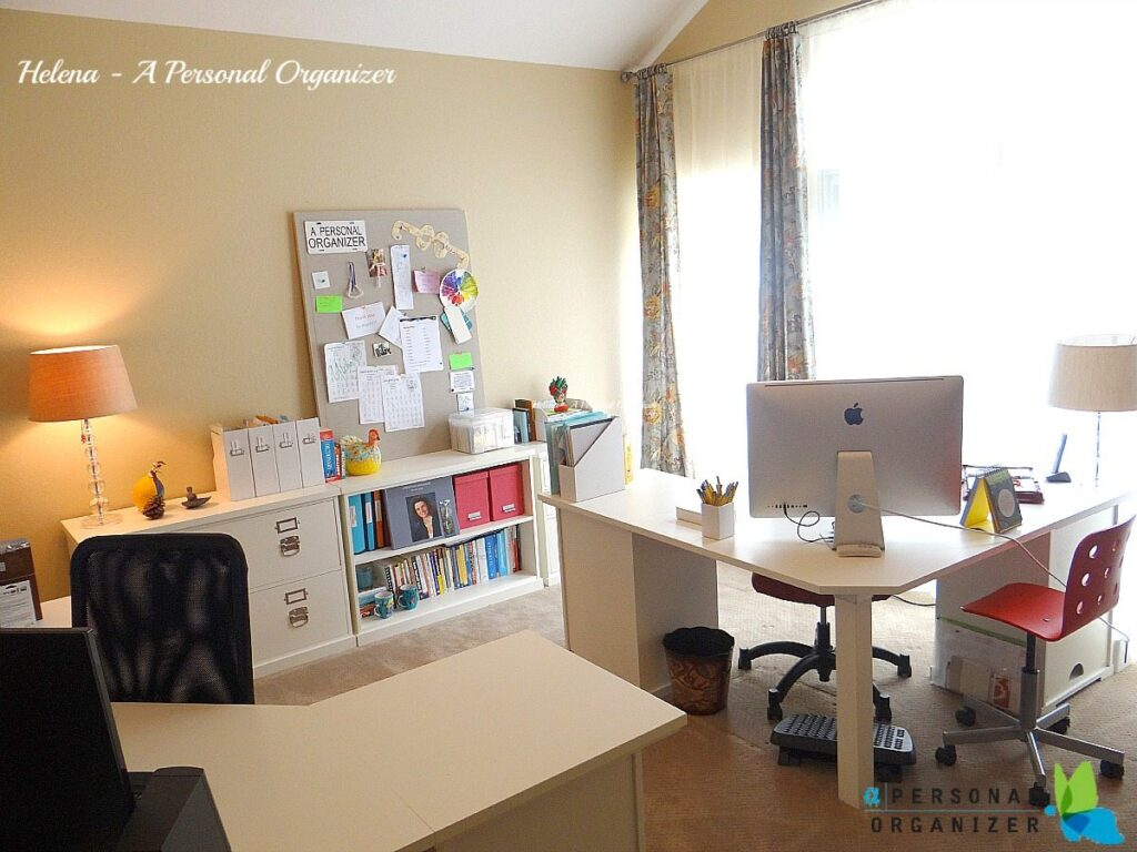 Lovely Home Office Organization Ideas