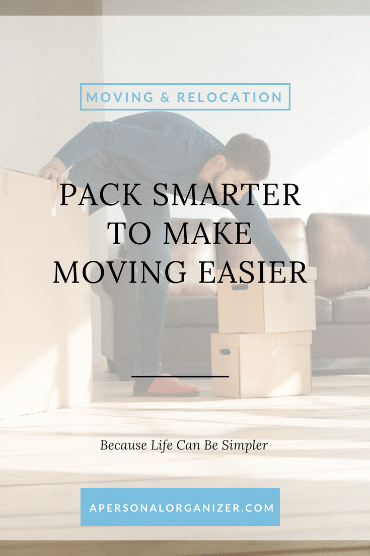 I have moved 7 times in 16 years and have developed some smart packing tips that have helped me immensely. Check here the moving and packing tips I share to help you make your move a lot easier and less stressful.