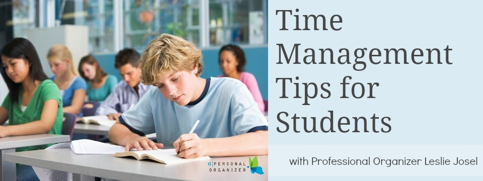 time management tips for students with disabilities by Leslie Josel