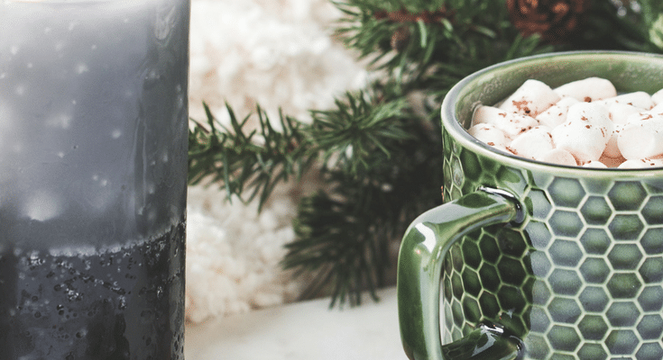 Holiday organizing with your family.