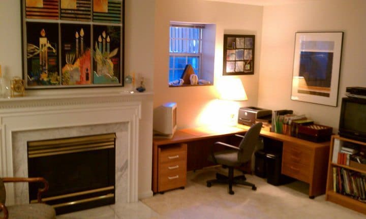 How I started to work from home as a professional organizer