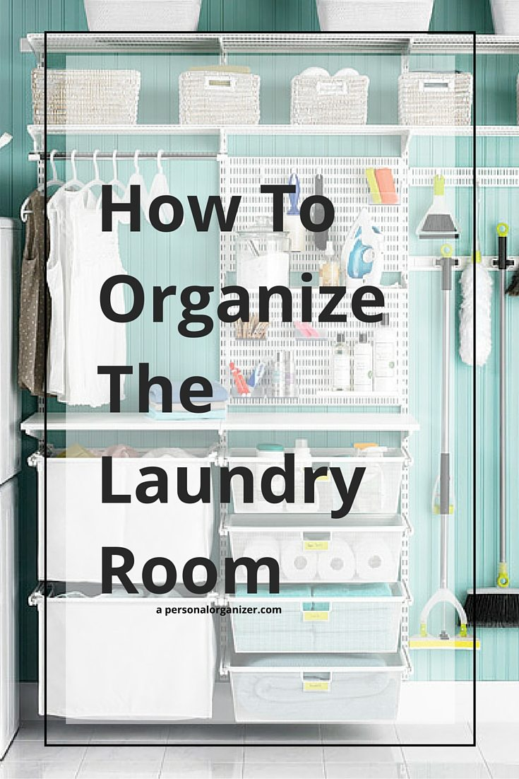 how to organize the laundry room helena alkhas. Black Bedroom Furniture Sets. Home Design Ideas