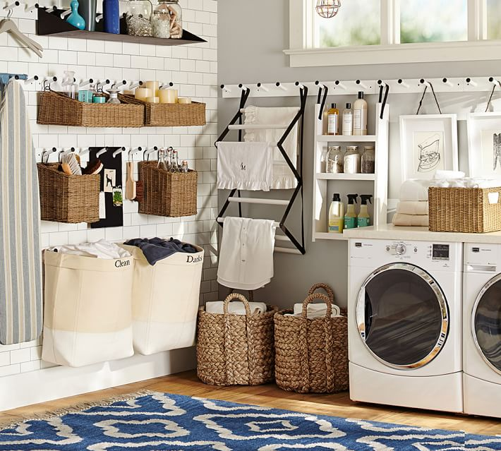 Everyday organizing solutions - Gabrielle Laundry System