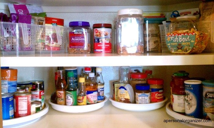 Organized Pantry for Great Cooking | Helena - A Personal ...