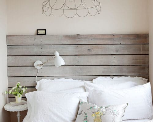 Eclectic Bedroom - A Personal Organizer