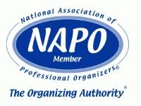 NAPO professional organizer