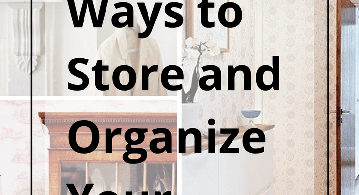 9 Creative Ways to Store and Organize Your Shoes