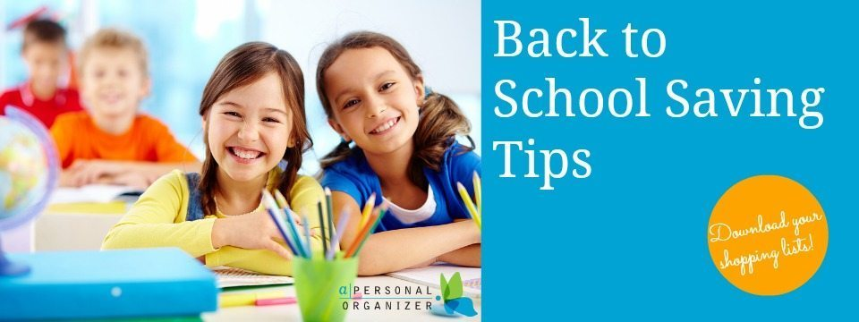 Save money on your back to school shopping with these tips.