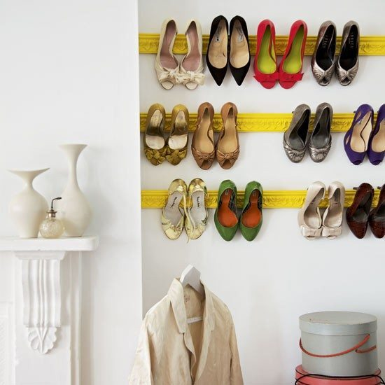 9 Favorite Shoe Storage and Organizing Ideas