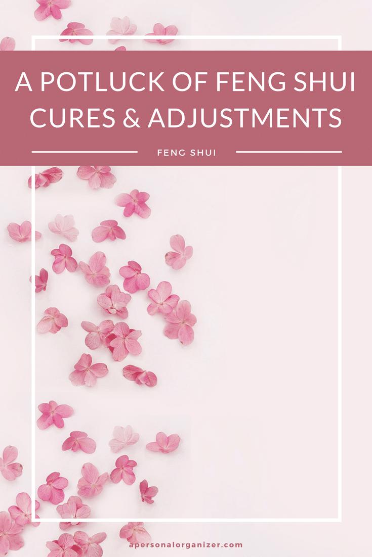 Feng Shui Cures & Adjustments