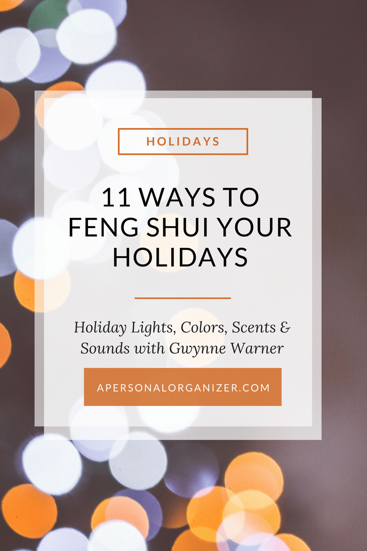 11 Ways To Feng Shui Your Holidays Helena Alkhas