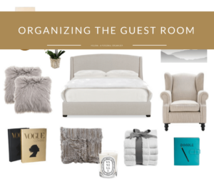 Be Guestroom Ready!