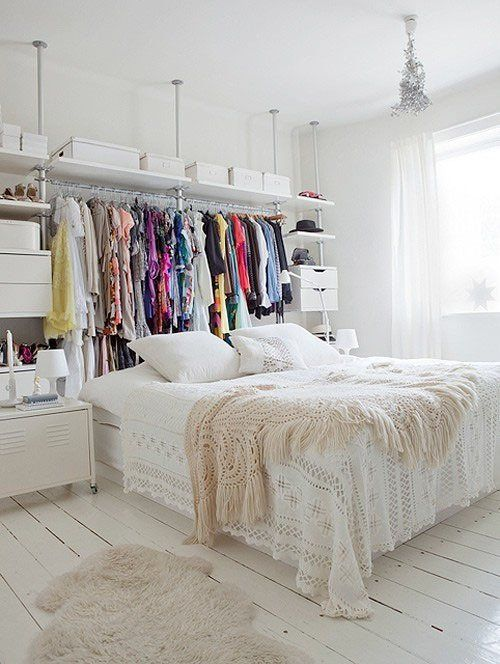 Closet Organizing Ideas The No Solution