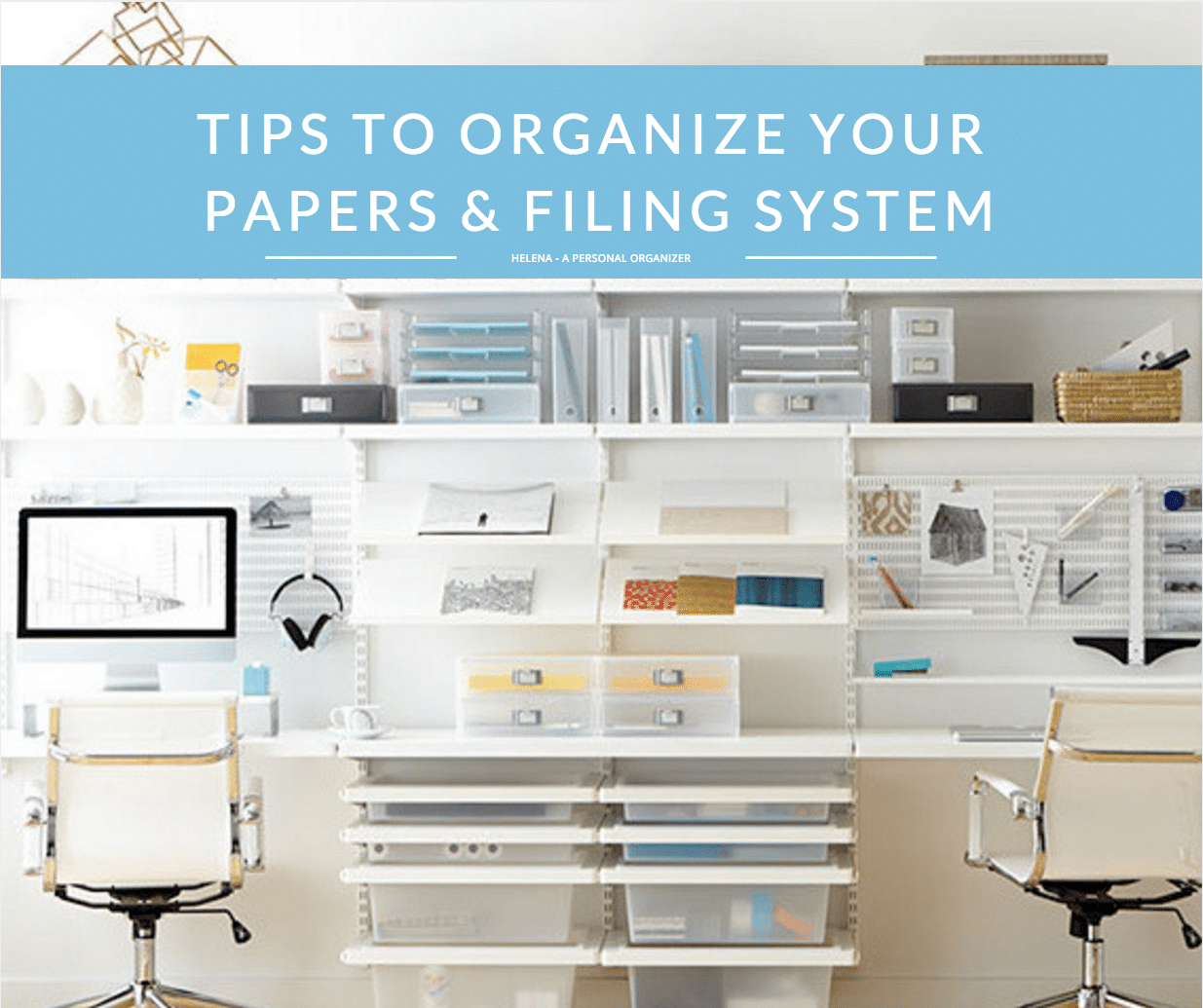 paper file management systems What the experts say: jeff pickard, ceo of lucion technologies, a provider of document management solutions, said these systems help businesses organize all of their paper and digital files in one central location, where everyone in the office has access.