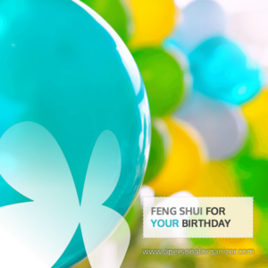 Feng Shui for Celebrating Birthdays