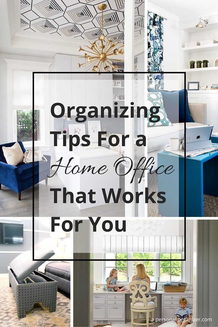 Maximizing Your Home Office | Helena Alkhas