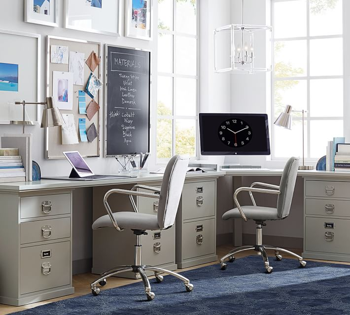 Home office file organization. How to & tools.