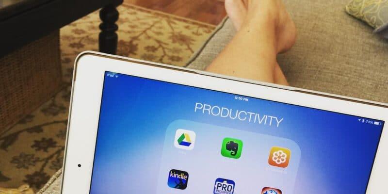 Produtividade aplicativos