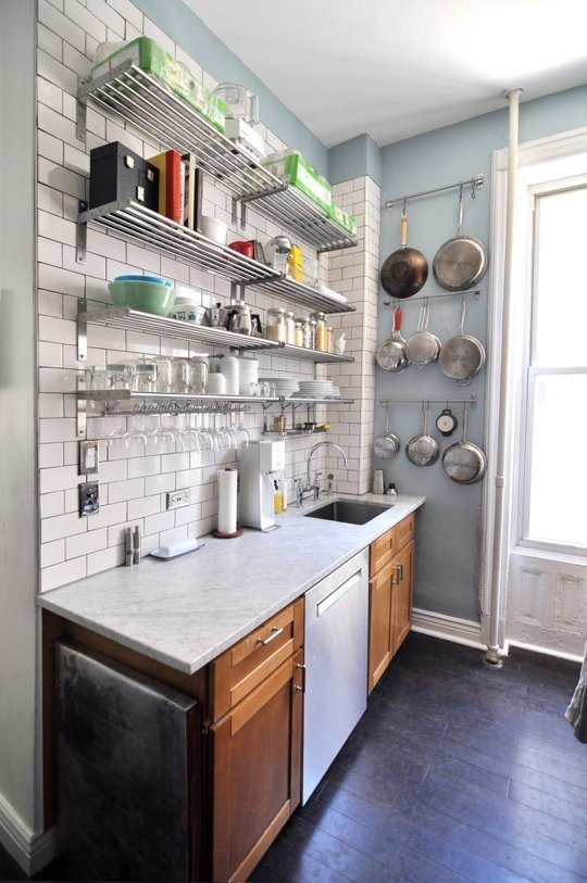 Kitchen Shelf Bars