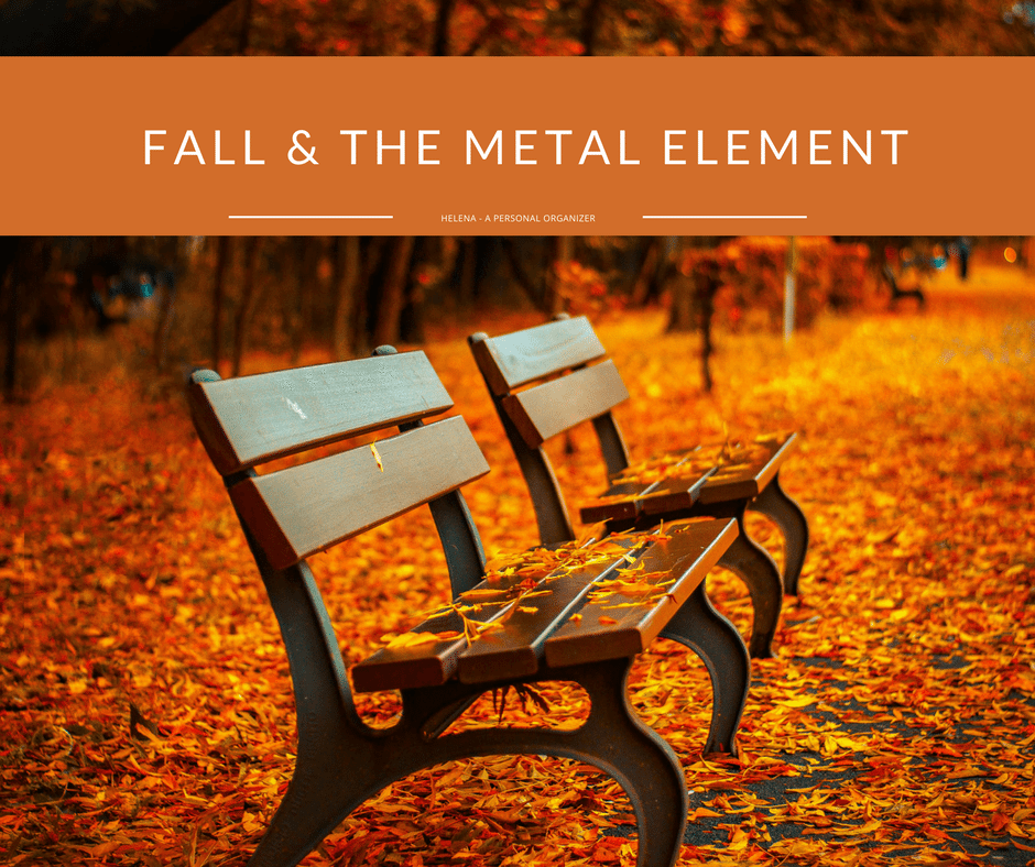 Fall and the Metal Element - Feng Shui tips
