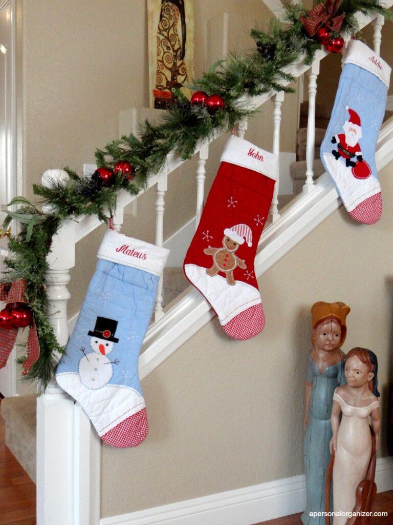 Idéias para decorar para o natal.