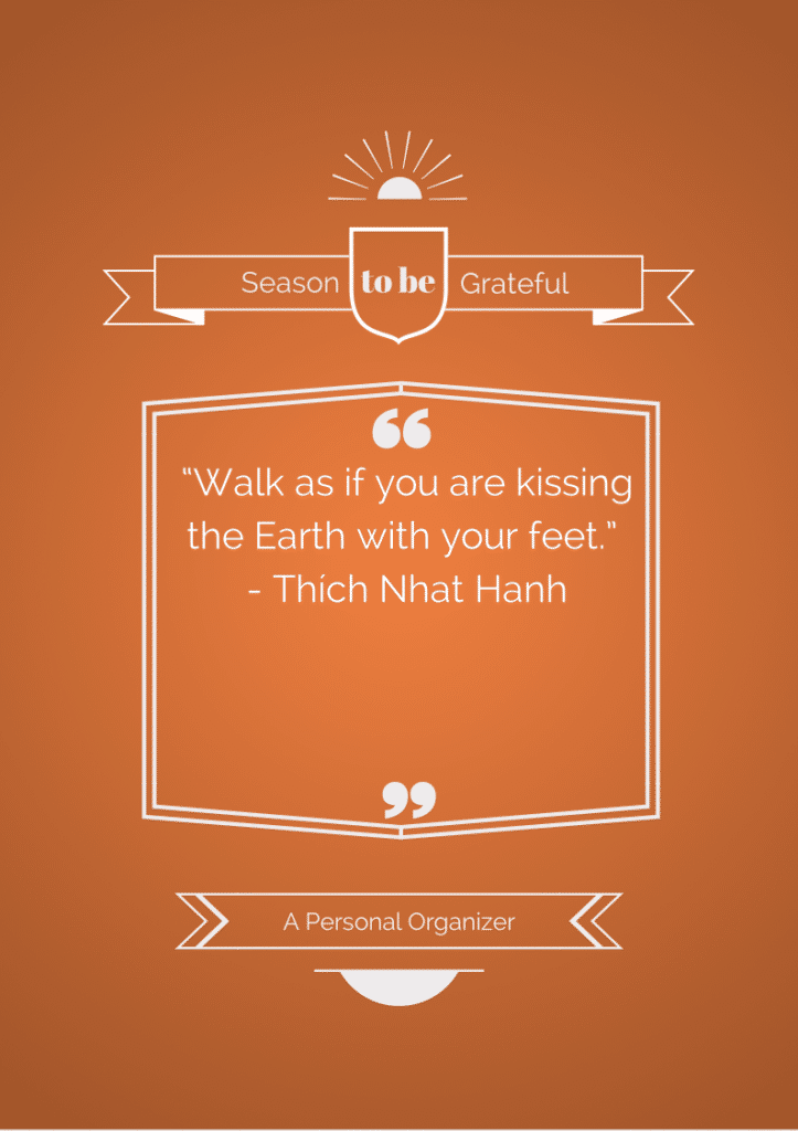 Kissing feet - Being Grateful - 10 beautiful printable quotes reminding us to be grateful