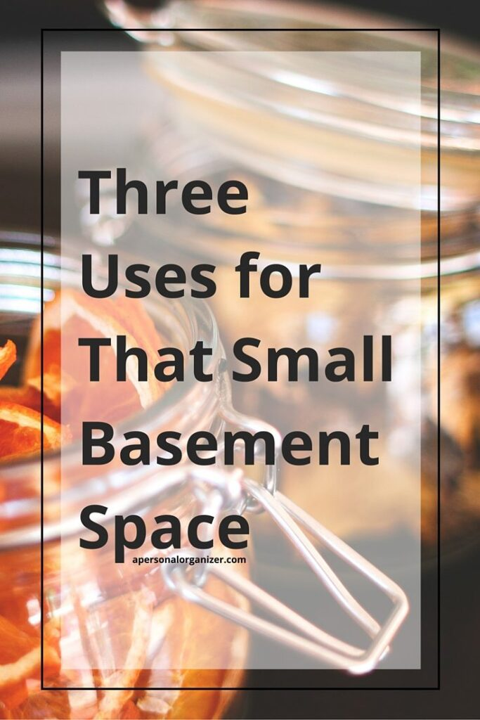 Small Basement Space Best Use
