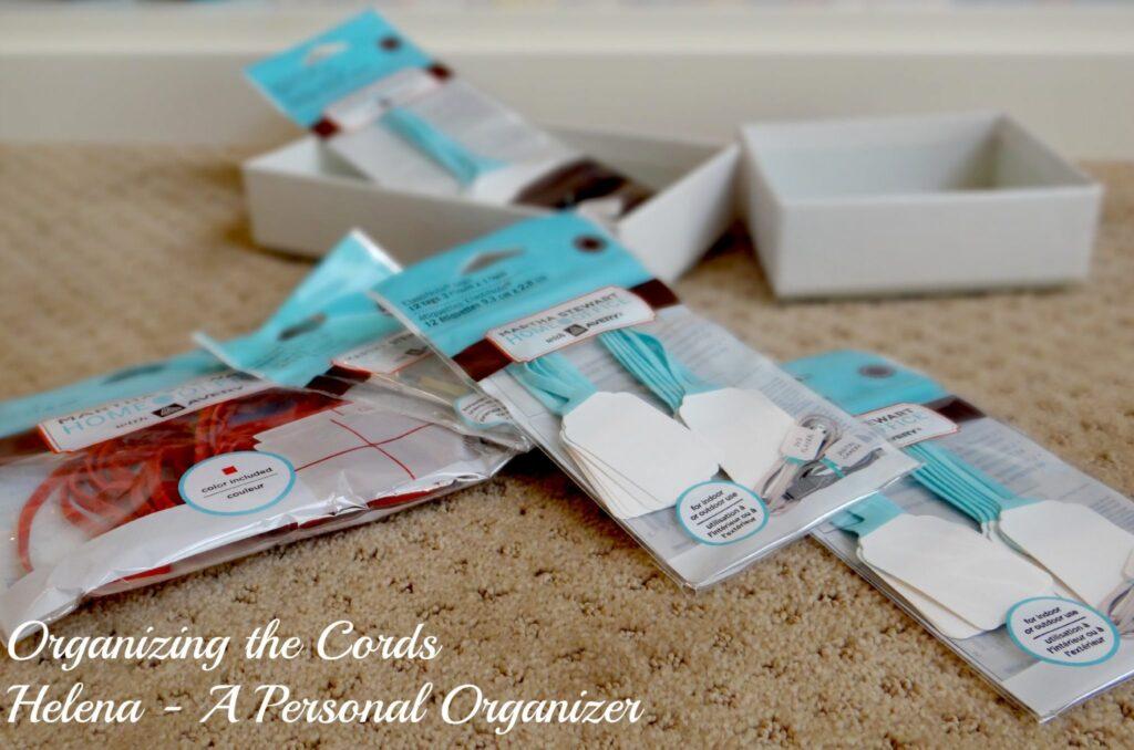 cords organizing