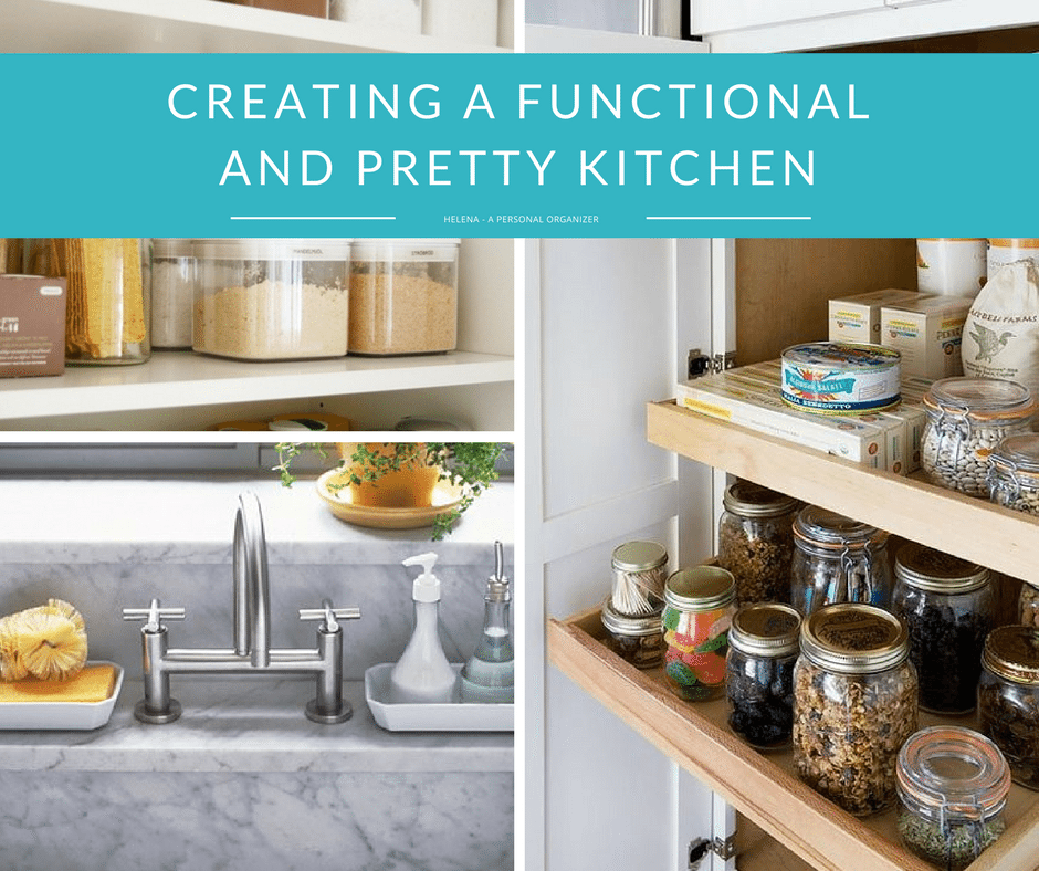 Functional Small Kitchen Design Ideas
