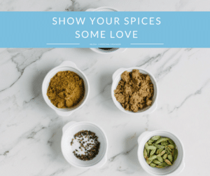 Step by Step: How to Organize Your Spices