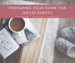 How to Prepare Your Home for Overnight Guests