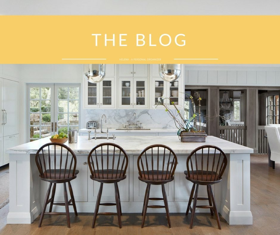 home organizing blog