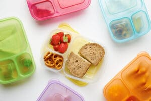 4 Easy Steps to Prepare Great School Lunches From Home