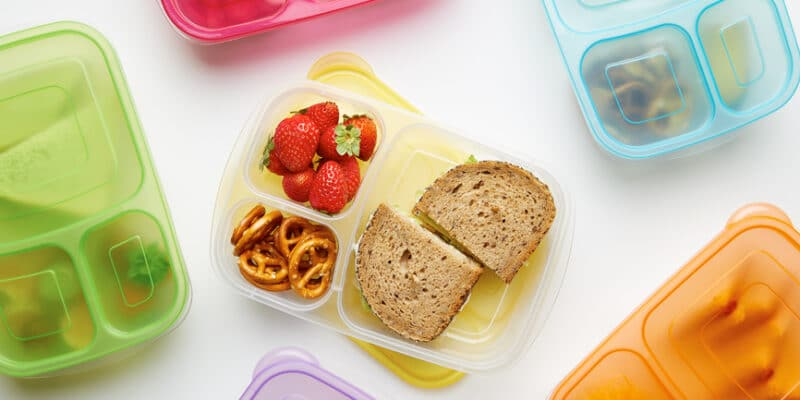 4 Easy Steps to Prepare School Lunches From Home