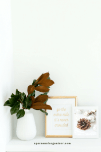 How To Decorate Your Small Space for the Holidays