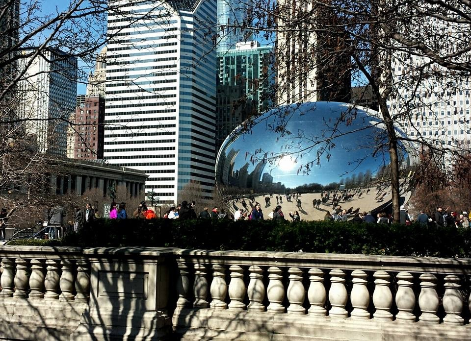 Chicago - The Bean, by Addie Alkhas