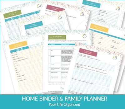 Finally, a planner that becomes your central station for all things family, home, and life.