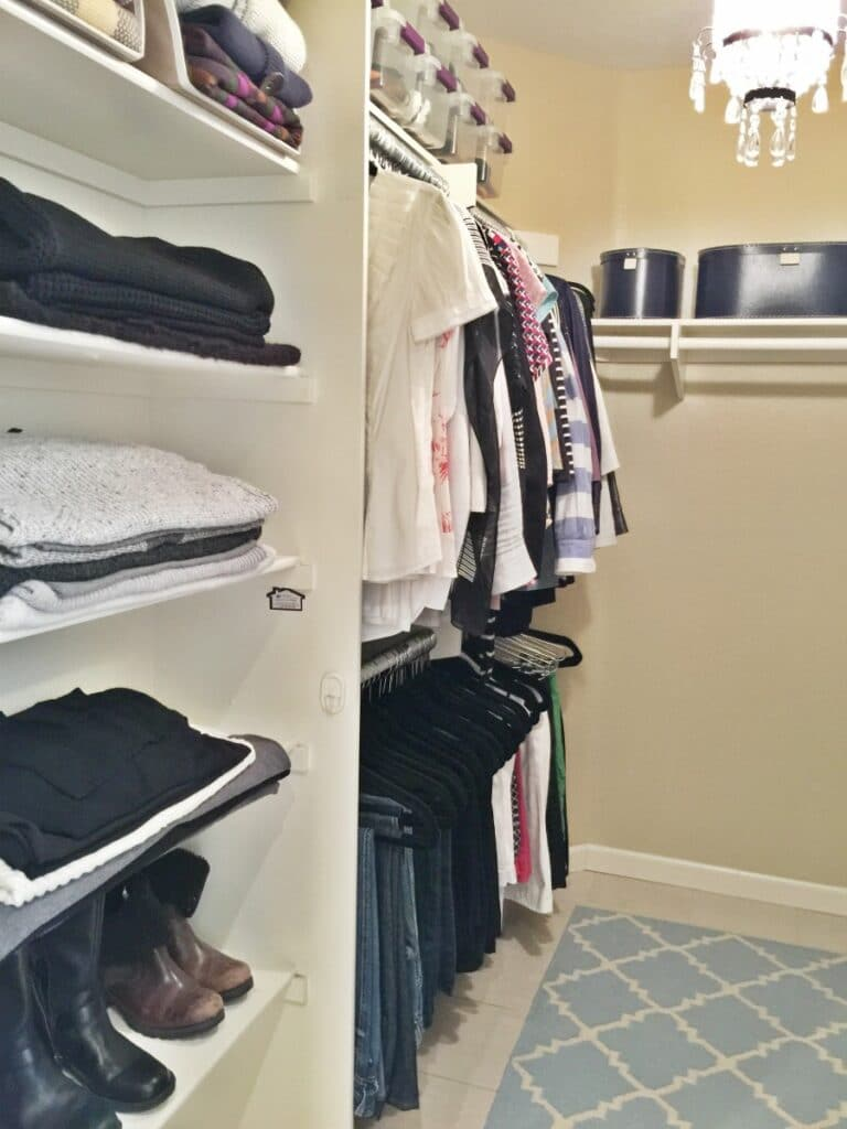 Moving, leaving the military and finding a new home. Her Closet.