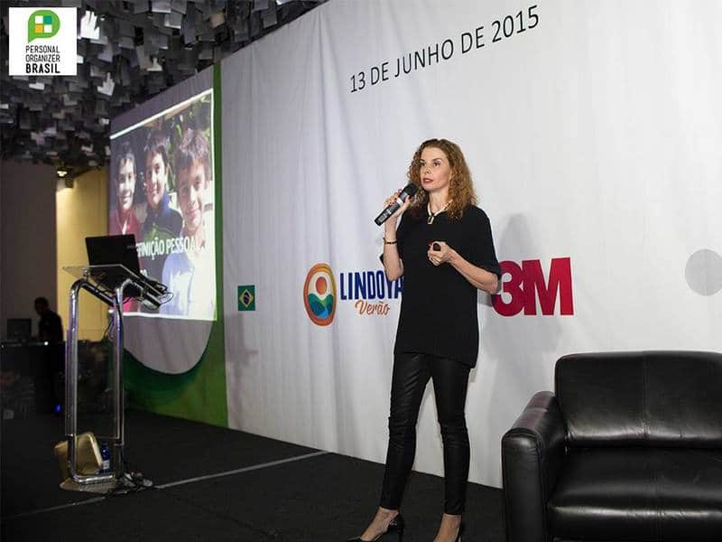 Helena Alkhas - Speaker Palestrante do 2o. Personal Organizer Brasil.