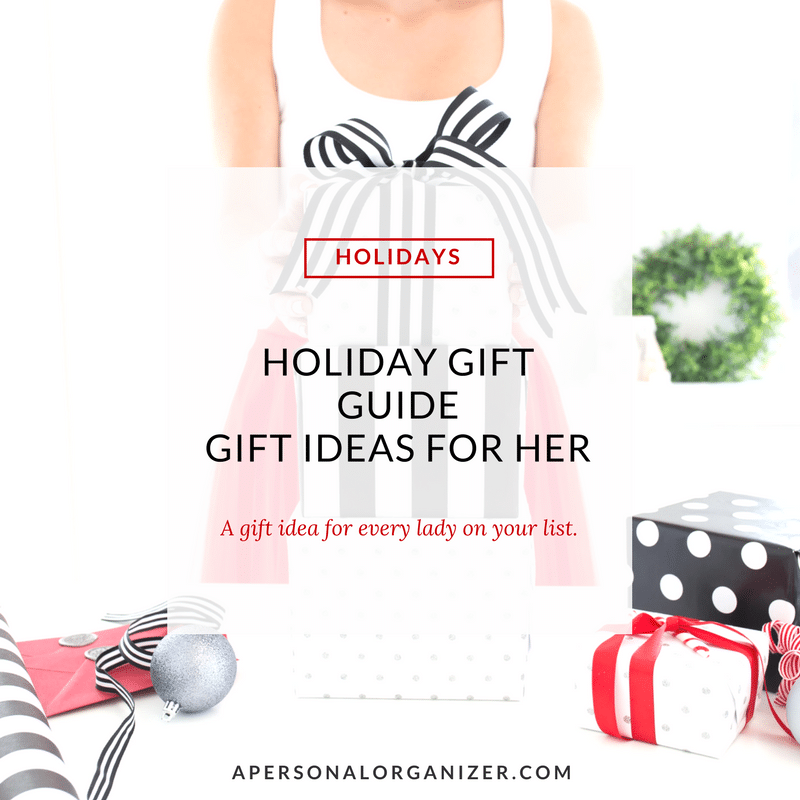 Holiday Gift Guide 2017 Gifts For Her Helena Alkhas