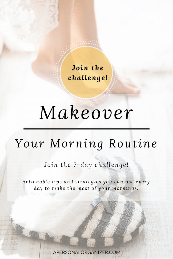 Makeover your morning routine. Actionable tips and strategies you can use every day to make the most of your mornings. #morning #routines