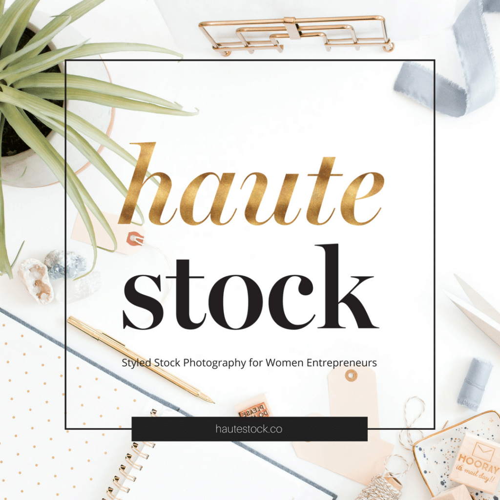 Image for HauteStock stock images services