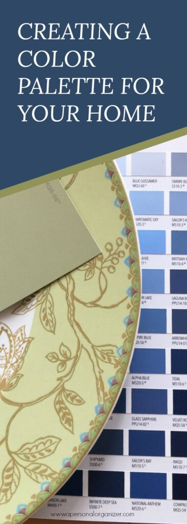 blog image on selecting color scheme for your home