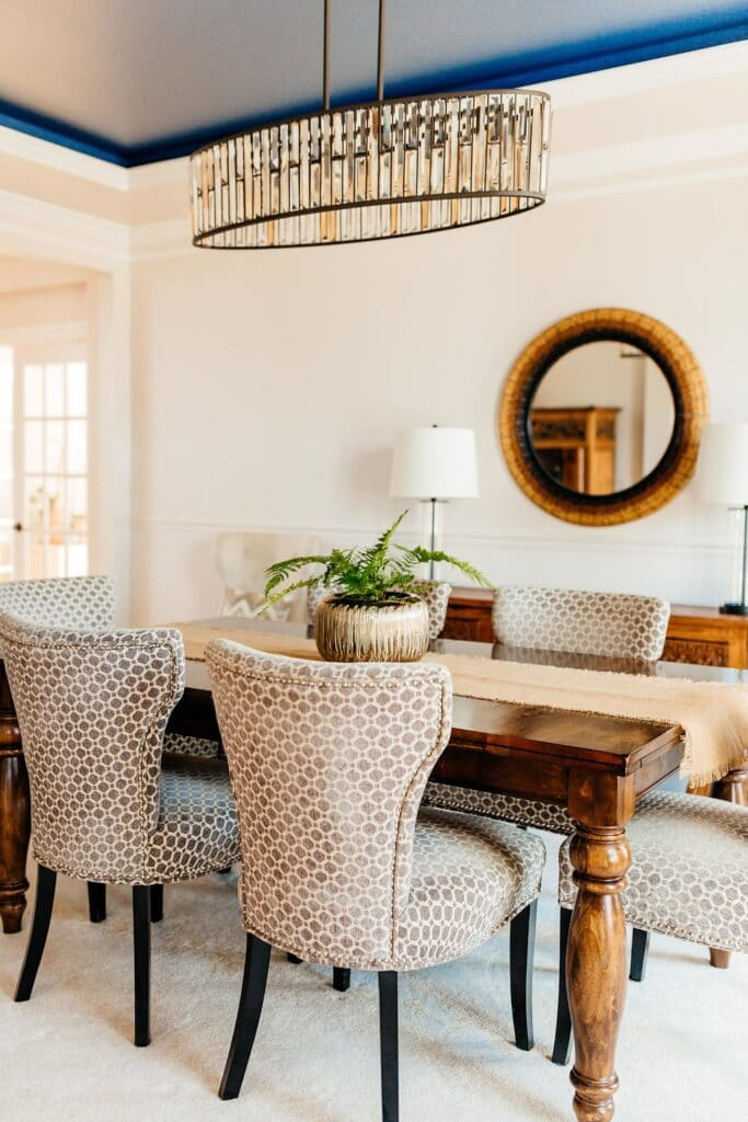 the helena may dining room | The New Home Tour | Helena Alkhas | Life Can Be Simpler