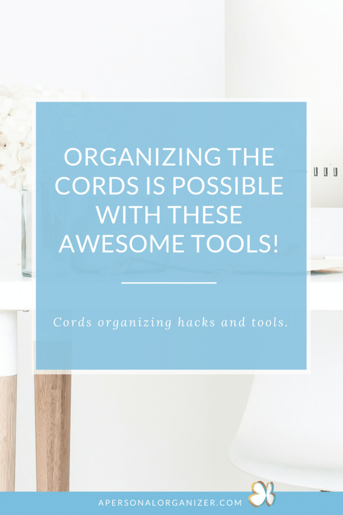 Are the cords behind your desk, media center or nightstand a hot mess? Well, it doesn't have to be this way! With these awesome cords organizing gadgets, you'll have everything organized and easy to find in no time.