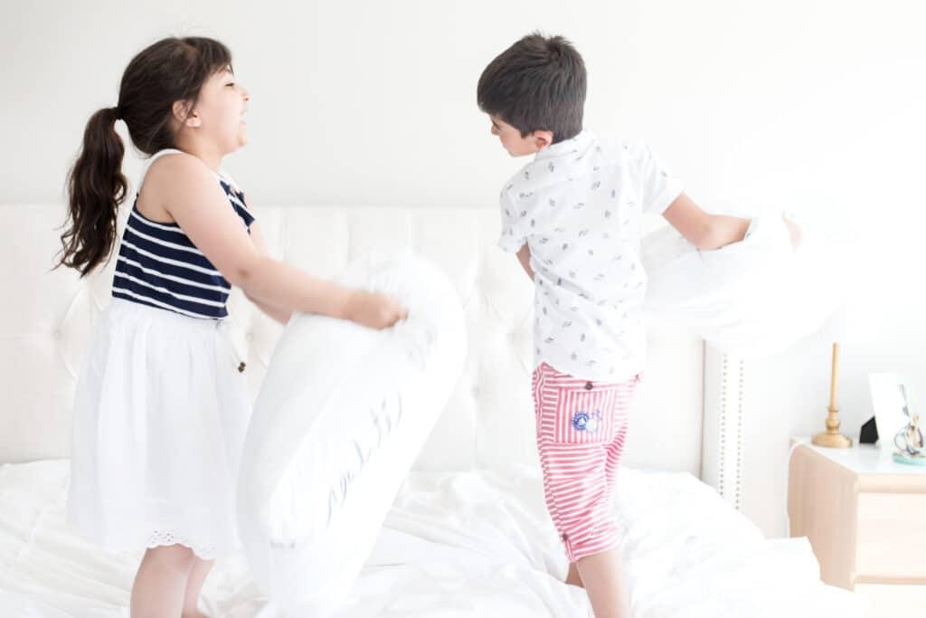 7 dicas para ter um verão memorável (com as crianças de férias!) O verão chegou e a criançada entrou de férias! O que fazer para mantê-las entretidas dentro de casa?