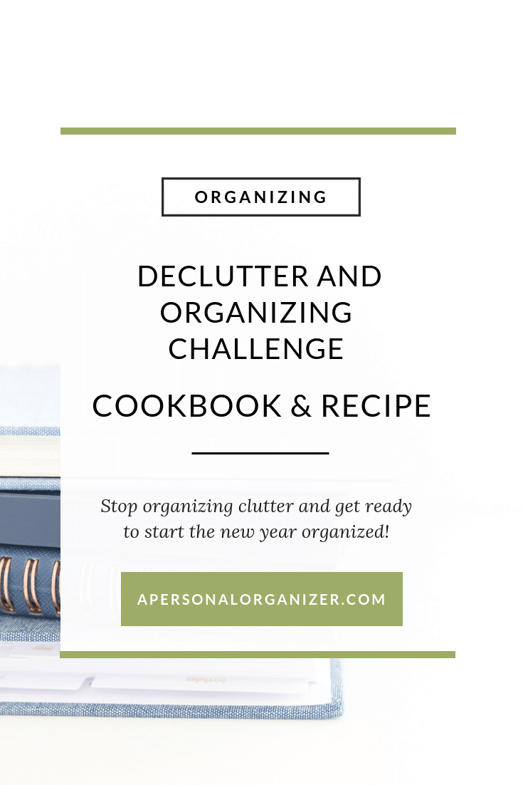 Tired of organizing and re-organizing over and over again? Join the Decluttering and Organizing Challenge to organize your home room by room. A checklist a day to help you organize every space in your home.